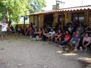 TALLER comunicación canina SPASAV, Escuela canina CANILAND, Educación y adiestramiento canino, Valencia