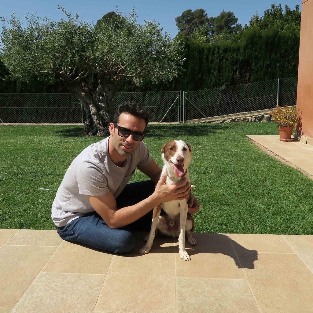 Carles y Ramiro, CANILAND, Educación y adiestramiento canino, Valencia