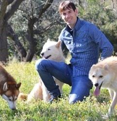 Seminario gestión emocional a través de olfato, TAKODA & CANILAND Escuela canina Valencia, educación canina